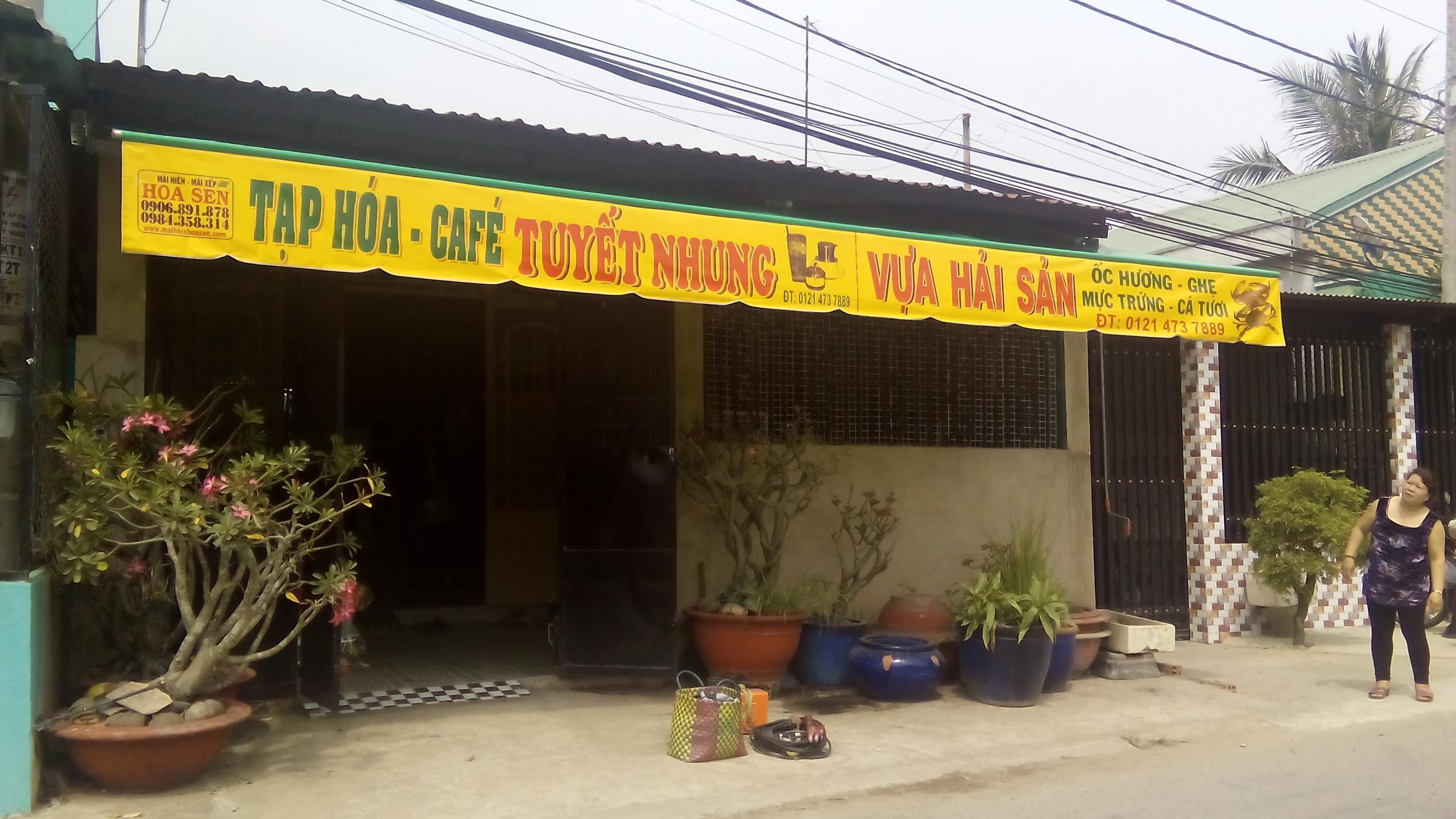 Mái Hiên Di Đông - Việt Nam